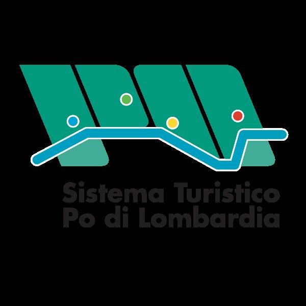 Sistema Turistico Po di Lombardia Logo ,Logo , icon , SVG Sistema Turistico Po di Lombardia Logo