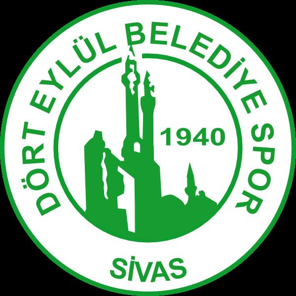 Sivas Dört Eylül Belediyespor Logo ,Logo , icon , SVG Sivas Dört Eylül Belediyespor Logo