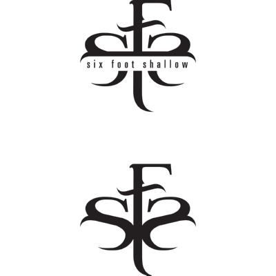 Six Foot Shallow Logo ,Logo , icon , SVG Six Foot Shallow Logo
