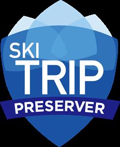 Ski Trip Preserver Logo ,Logo , icon , SVG Ski Trip Preserver Logo