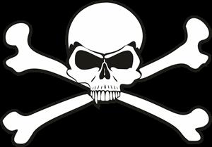 Skull'n'bones Logo ,Logo , icon , SVG Skull'n'bones Logo