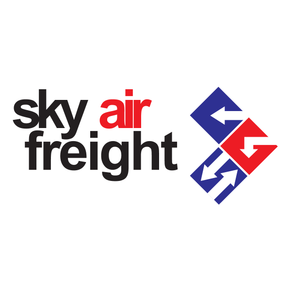 Sky Air Freight Logo ,Logo , icon , SVG Sky Air Freight Logo