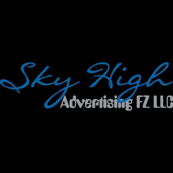 Sky High Advertising FZ LLC Logo ,Logo , icon , SVG Sky High Advertising FZ LLC Logo