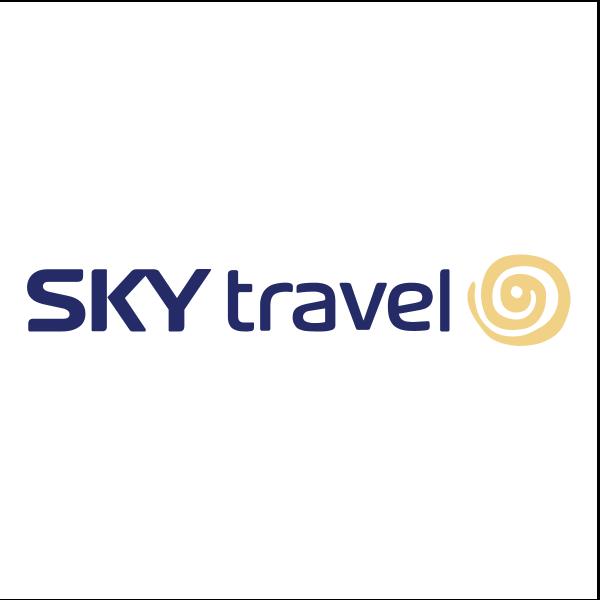 SKY travel Logo ,Logo , icon , SVG SKY travel Logo