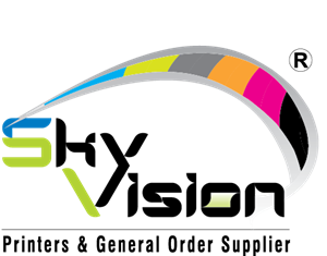 sky vision printers and general order suppliers Logo ,Logo , icon , SVG sky vision printers and general order suppliers Logo