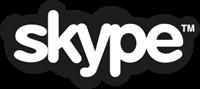 Skype black Logo ,Logo , icon , SVG Skype black Logo
