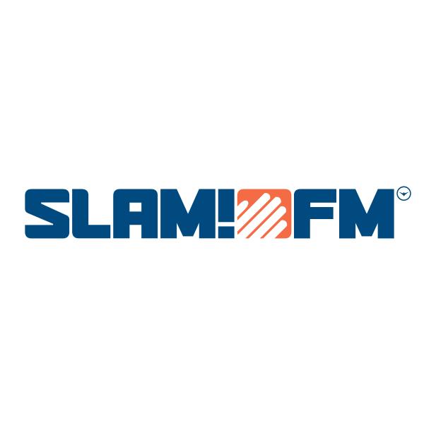 Slam FM Logo ,Logo , icon , SVG Slam FM Logo