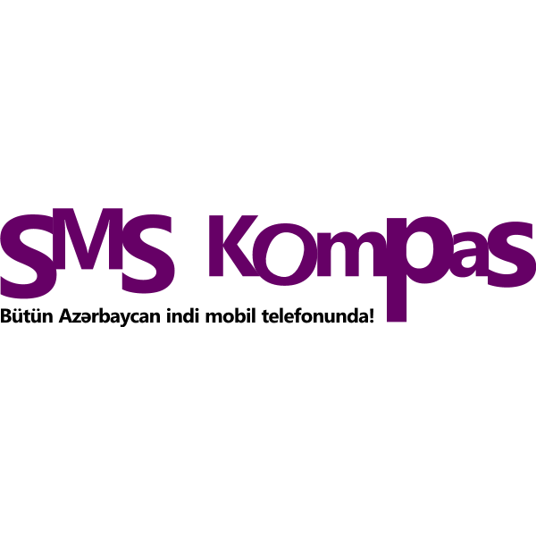 SMS Kompas Logo ,Logo , icon , SVG SMS Kompas Logo