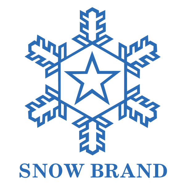 snow-brand ,Logo , icon , SVG snow-brand