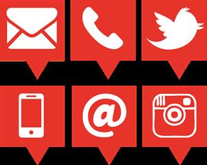 Social Media Logo ,Logo , icon , SVG Social Media Logo