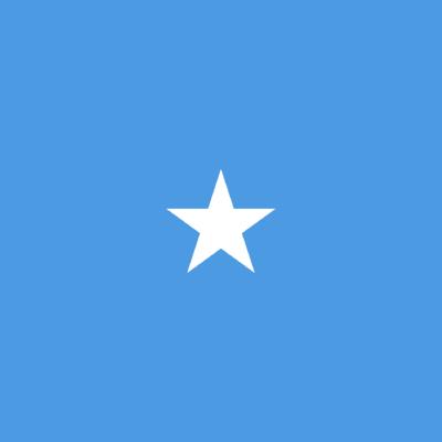 SOMALI FLAG ICON ,Logo , icon , SVG SOMALI FLAG ICON