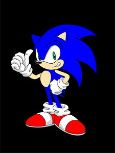 sonic Logo ,Logo , icon , SVG sonic Logo