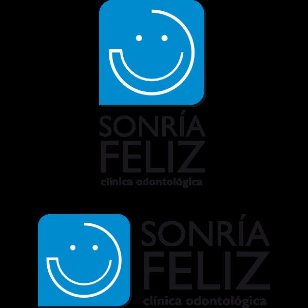 Sonria Feliz Clinica Odontológica Logo ,Logo , icon , SVG Sonria Feliz Clinica Odontológica Logo