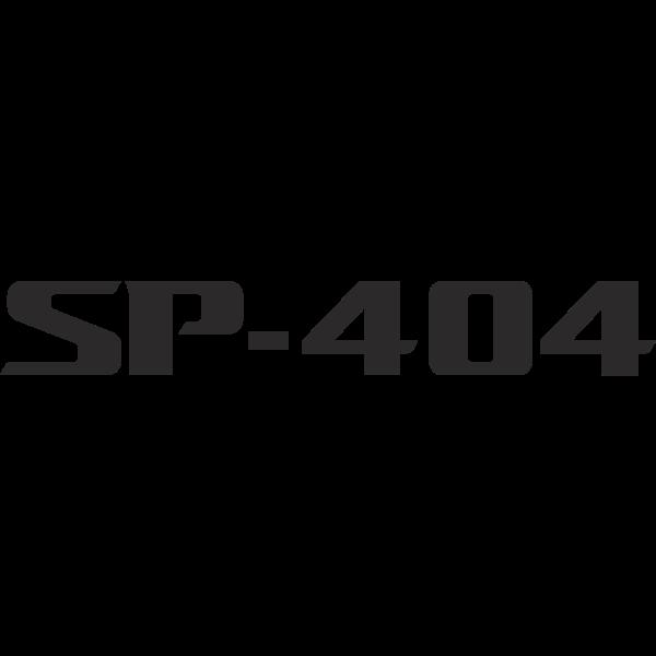 SP-404 Logo ,Logo , icon , SVG SP-404 Logo