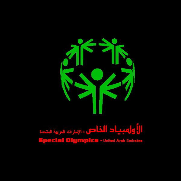 شعار الأولمبياد الخاص الإمارات العربية المتحدة ,Logo , icon , SVG شعار الأولمبياد الخاص الإمارات العربية المتحدة
