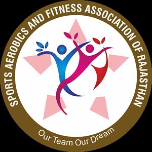 SPORTS AEROBICS AND FITNESS ASSOCIATION OF RAJASTH Logo ,Logo , icon , SVG SPORTS AEROBICS AND FITNESS ASSOCIATION OF RAJASTH Logo