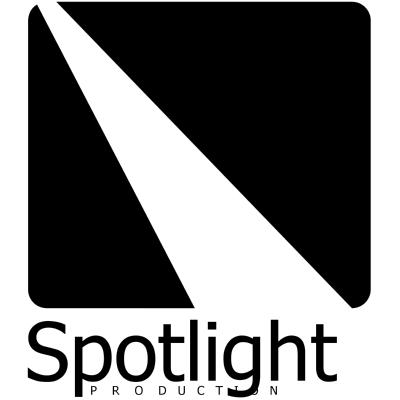 Spotlight Production Logo ,Logo , icon , SVG Spotlight Production Logo