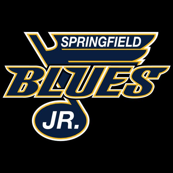 Springfield Jr. Blues Logo ,Logo , icon , SVG Springfield Jr. Blues Logo