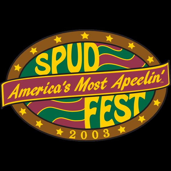 Spud Fest Logo ,Logo , icon , SVG Spud Fest Logo