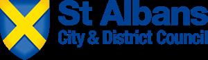 St Albans City & District Council Logo ,Logo , icon , SVG St Albans City & District Council Logo