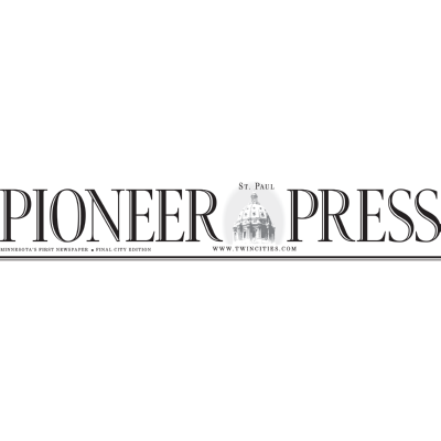 St Paul Pioneer Press Logo ,Logo , icon , SVG St Paul Pioneer Press Logo
