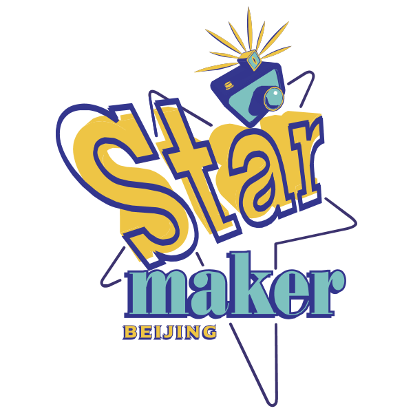 star-maker ,Logo , icon , SVG star-maker