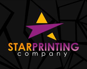 Star Printing Company Kuching Sarawak Logo ,Logo , icon , SVG Star Printing Company Kuching Sarawak Logo