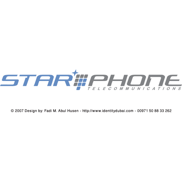 STARPHONE Logo ,Logo , icon , SVG STARPHONE Logo