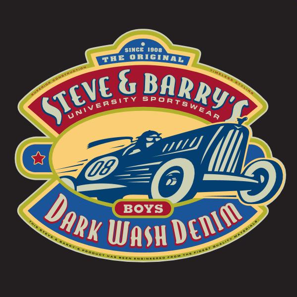 Steve & Barry's Logo ,Logo , icon , SVG Steve & Barry's Logo