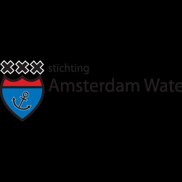 stichting Amsterdam Waterstad Logo ,Logo , icon , SVG stichting Amsterdam Waterstad Logo