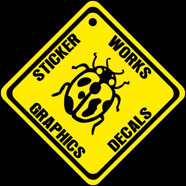 sticker works Logo ,Logo , icon , SVG sticker works Logo