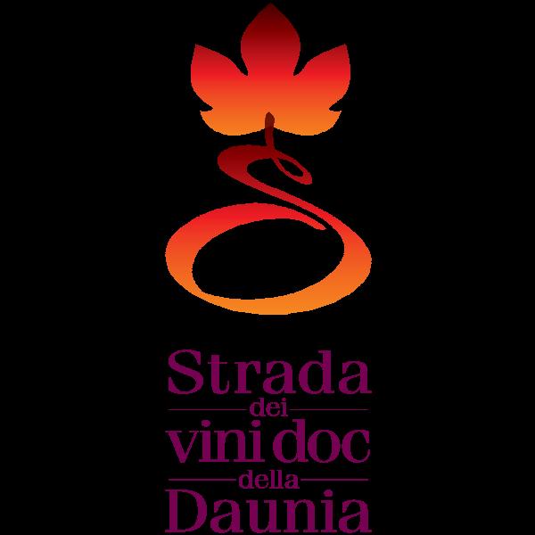 Strada dei vini della Daunia Logo ,Logo , icon , SVG Strada dei vini della Daunia Logo