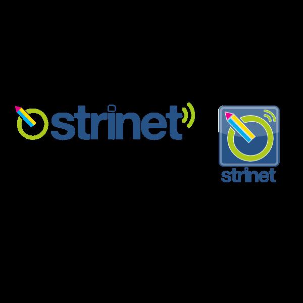 STRINET Logo ,Logo , icon , SVG STRINET Logo