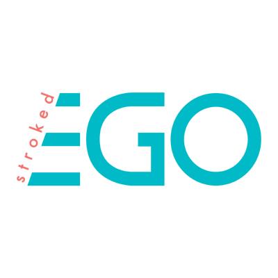 stroked ego ,Logo , icon , SVG stroked ego