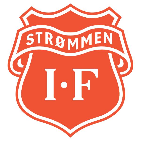 Strommen IF Logo ,Logo , icon , SVG Strommen IF Logo