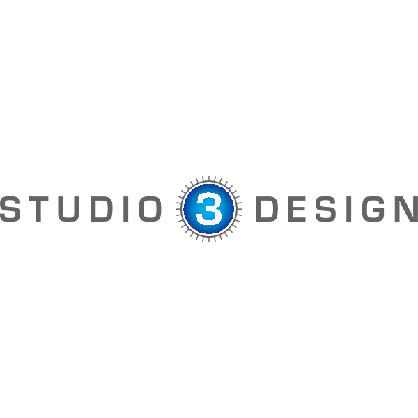 Studio 3 Design Logo ,Logo , icon , SVG Studio 3 Design Logo