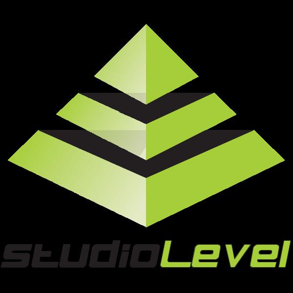 Studio Level Logo ,Logo , icon , SVG Studio Level Logo
