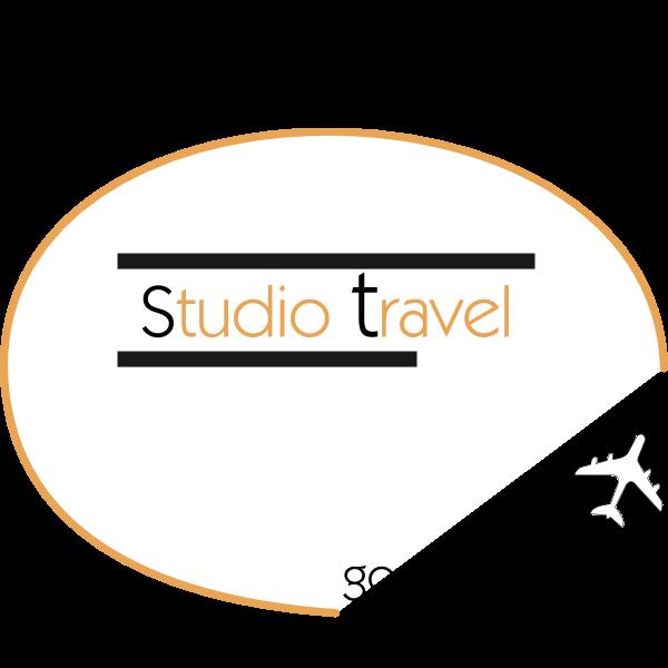 Studio Travel Logo ,Logo , icon , SVG Studio Travel Logo