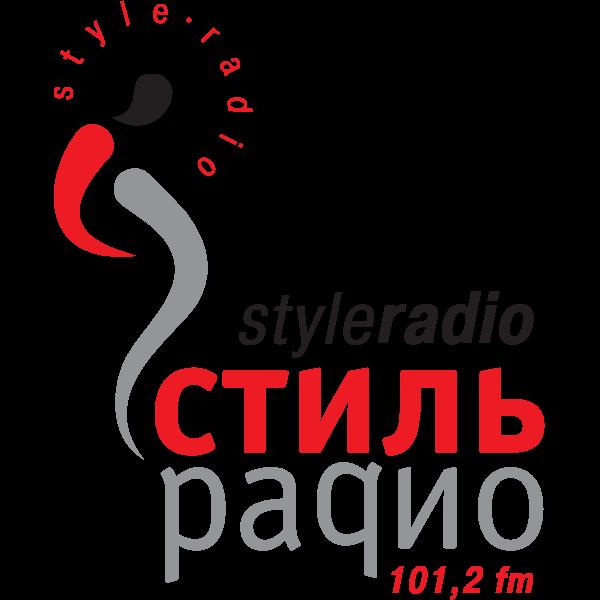 Style Radio Logo ,Logo , icon , SVG Style Radio Logo