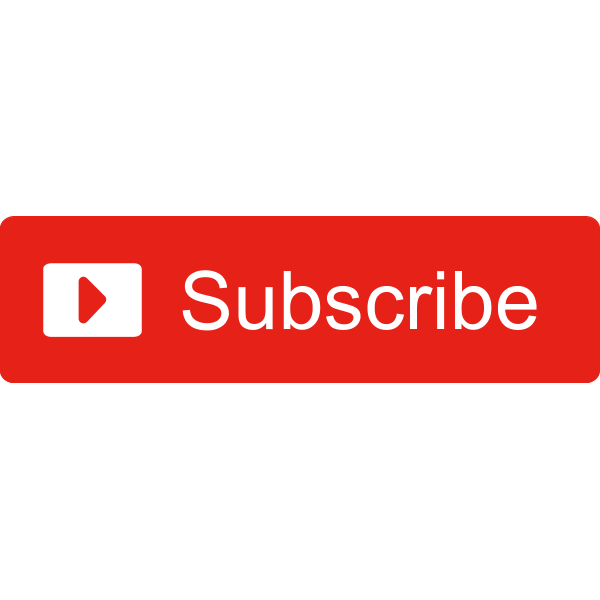 Subscribe YouTube ,Logo , icon , SVG Subscribe YouTube