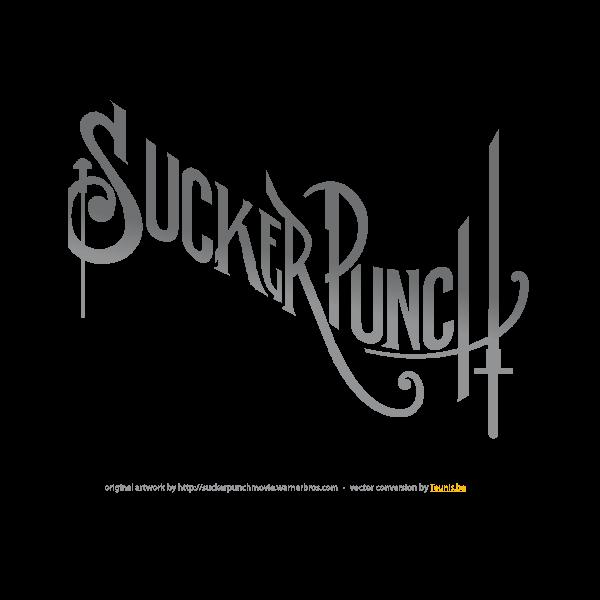 Sucker Punch Logo ,Logo , icon , SVG Sucker Punch Logo