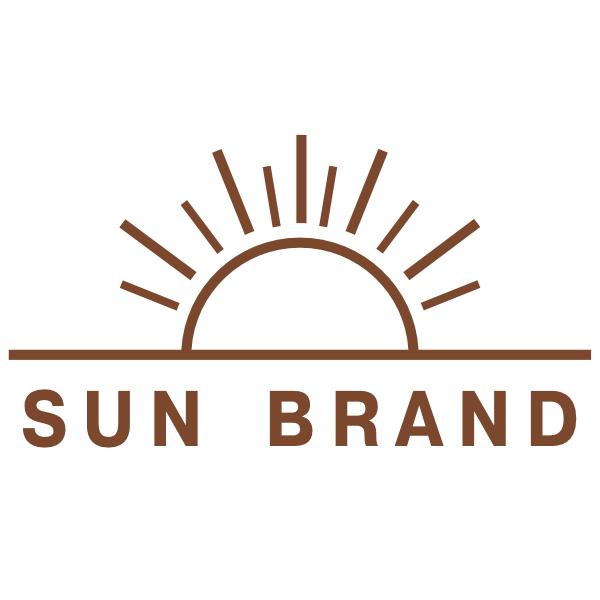 sun-brand ,Logo , icon , SVG sun-brand