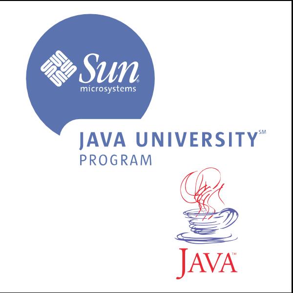 Sun Microsystems Java University Program Logo ,Logo , icon , SVG Sun Microsystems Java University Program Logo