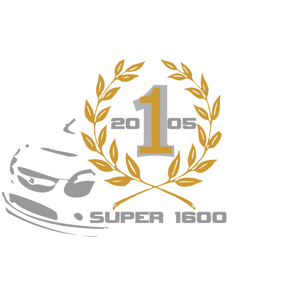 Super 1600 Logo ,Logo , icon , SVG Super 1600 Logo