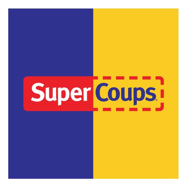 Super Coups Logo ,Logo , icon , SVG Super Coups Logo