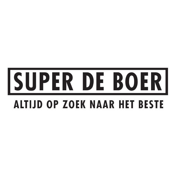 Super de Boer Logo ,Logo , icon , SVG Super de Boer Logo