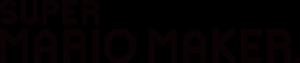 Super Mario Maker Logo ,Logo , icon , SVG Super Mario Maker Logo