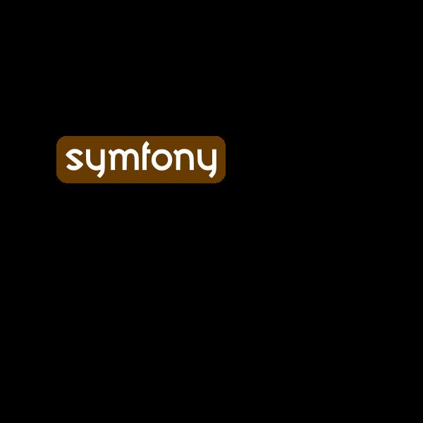 Symfony Logo ,Logo , icon , SVG Symfony Logo