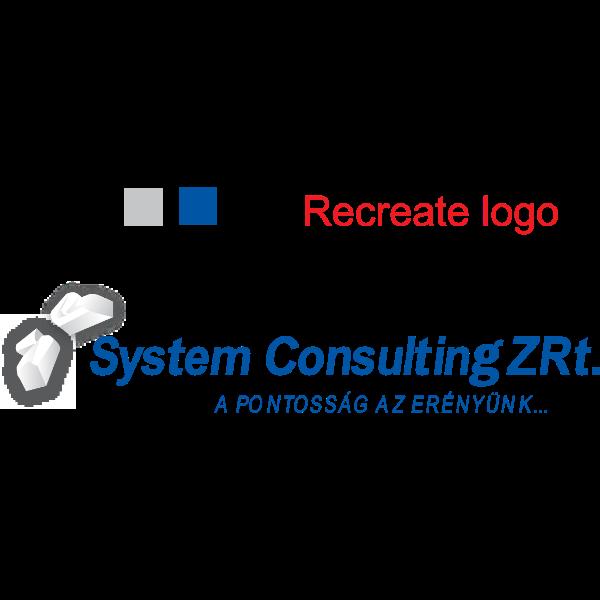 System consulting ZRt Logo ,Logo , icon , SVG System consulting ZRt Logo