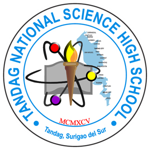 Tandag National Science High School Logo ,Logo , icon , SVG Tandag National Science High School Logo